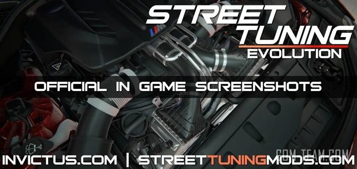 street tuning evolution screenshots
