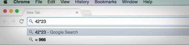 The Secret Powers of Chrome's Address Bar