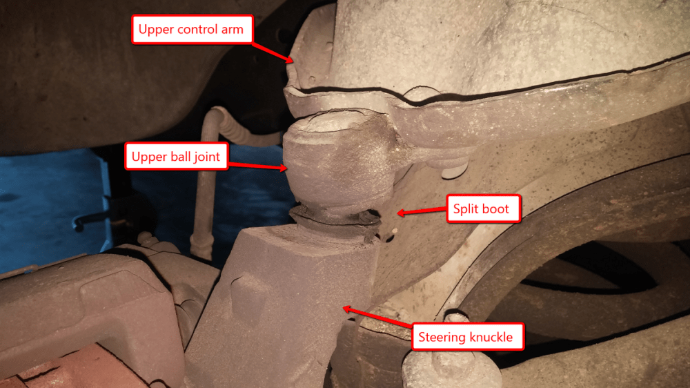 medium resolution of here s how to replace the worst type of ball joints in the automotive world