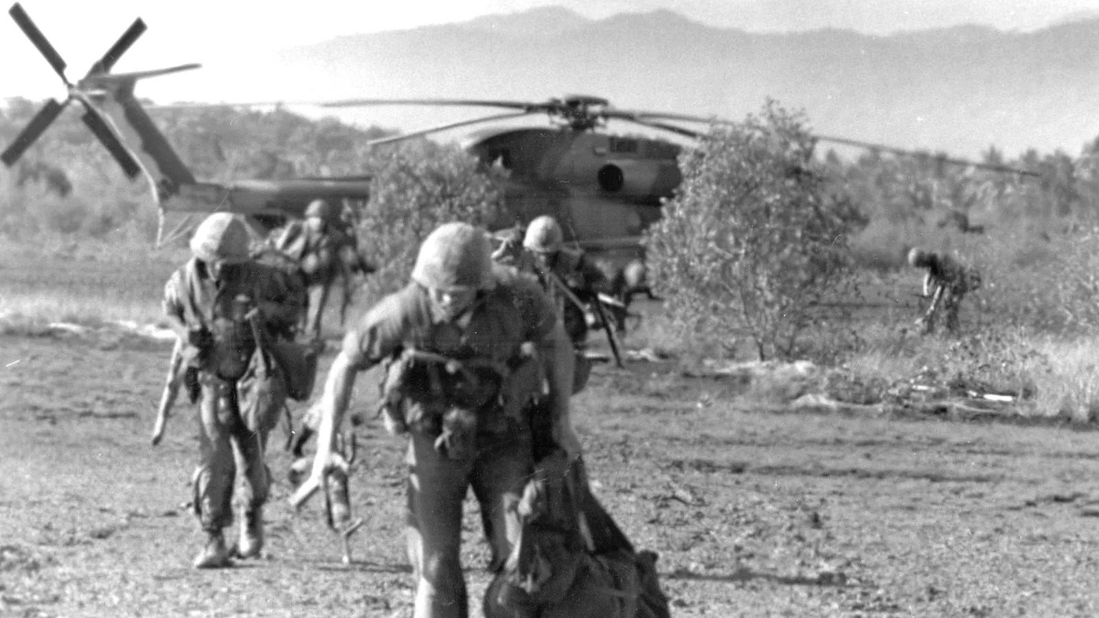The 40 Year Mystery Behind The Lost Marines Of Vietnam S