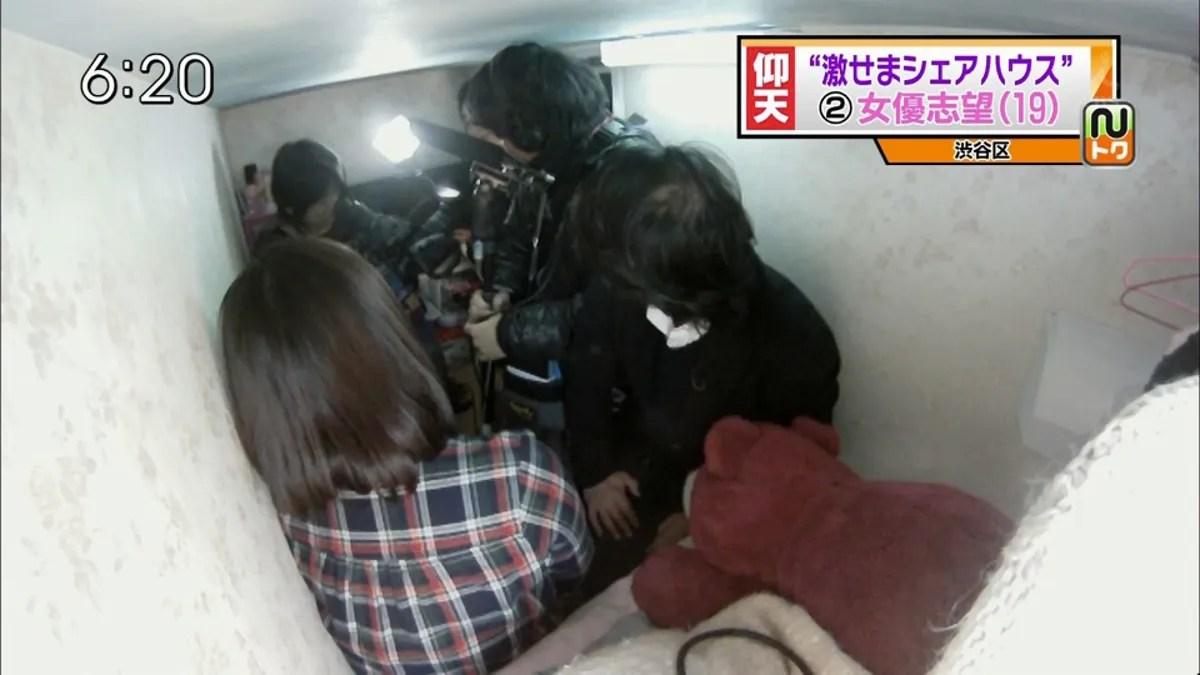 japan s coffin apartments