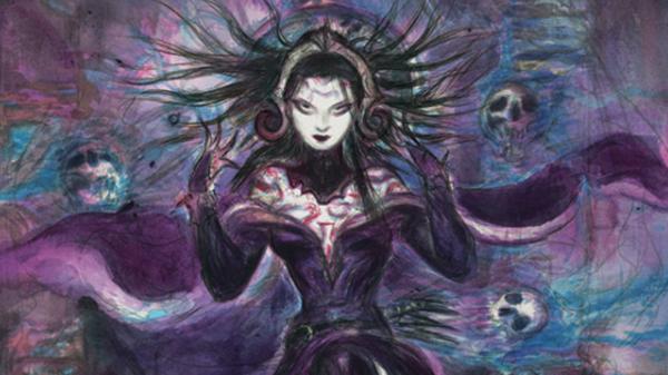 Final Fantasy Artist Yoshitaka Amano Designed Magic