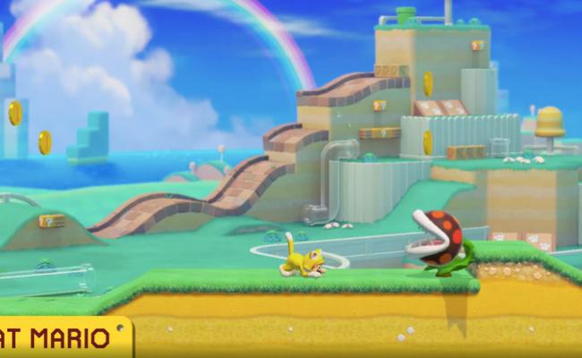 Super Mario Maker 2 Has A Story Mode And Much More Kotaku Uk