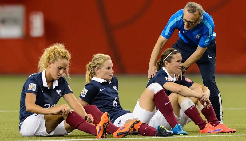 France Built The World's Best Women's Soccer Team And Still Lost