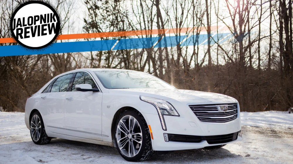 medium resolution of the 2017 cadillac ct6 platinum is too good to care about your german luxo barge