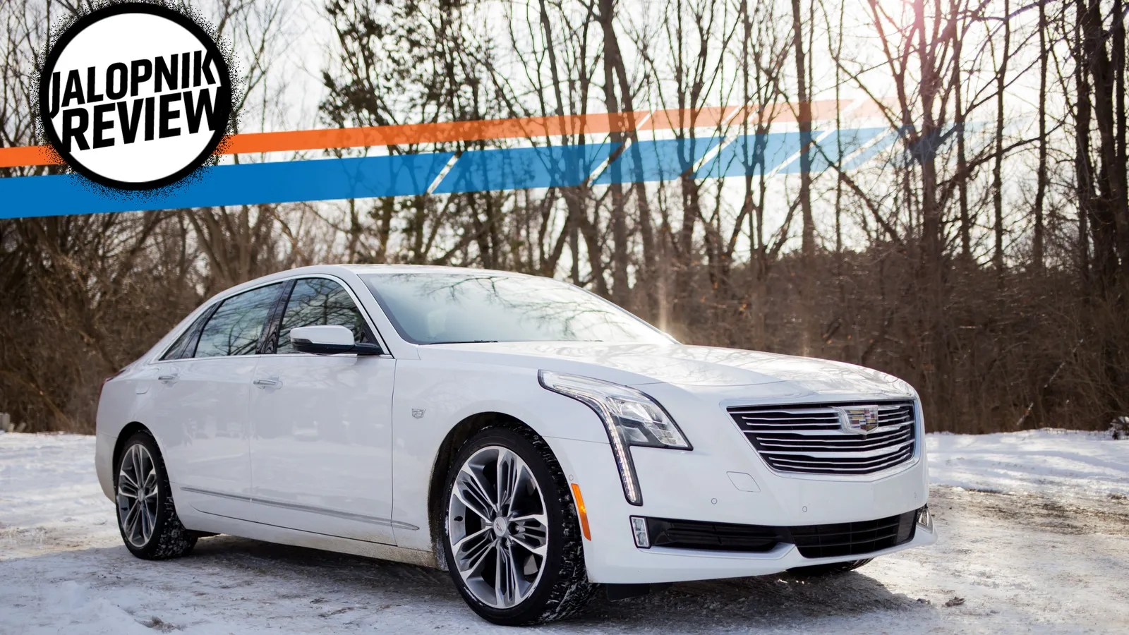 hight resolution of the 2017 cadillac ct6 platinum is too good to care about your german luxo barge