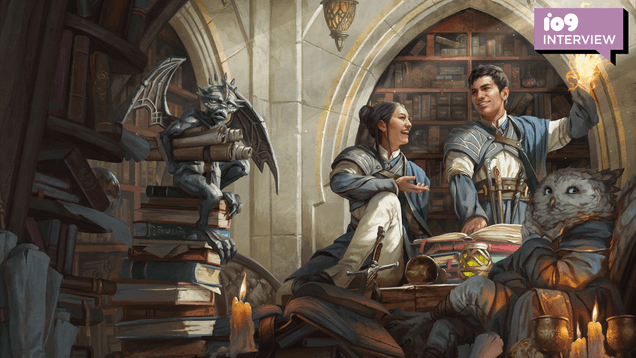 179fdfc2706e136aeaa7e714936dec05 Dungeons & Dragons' Newest Magic Crossover Wants Everyone to Feel Home at Magic School | Gizmodo