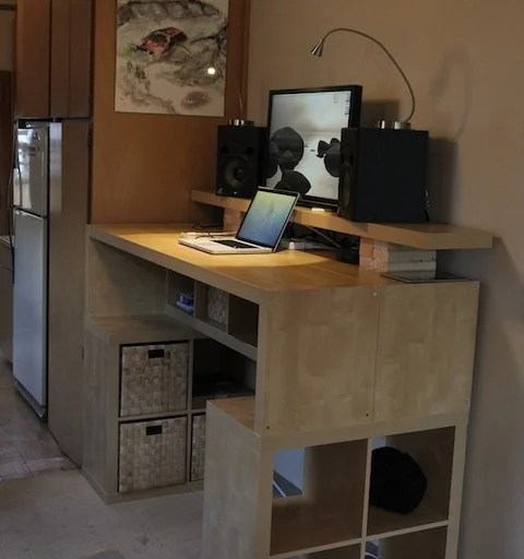 Standing Desks on the Cheap The IKEA Guide