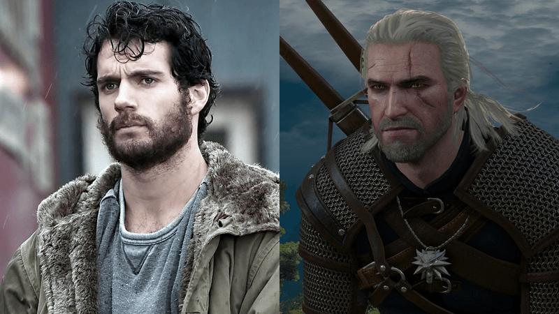 Henry Cavill سوف يلعب دور Geralt