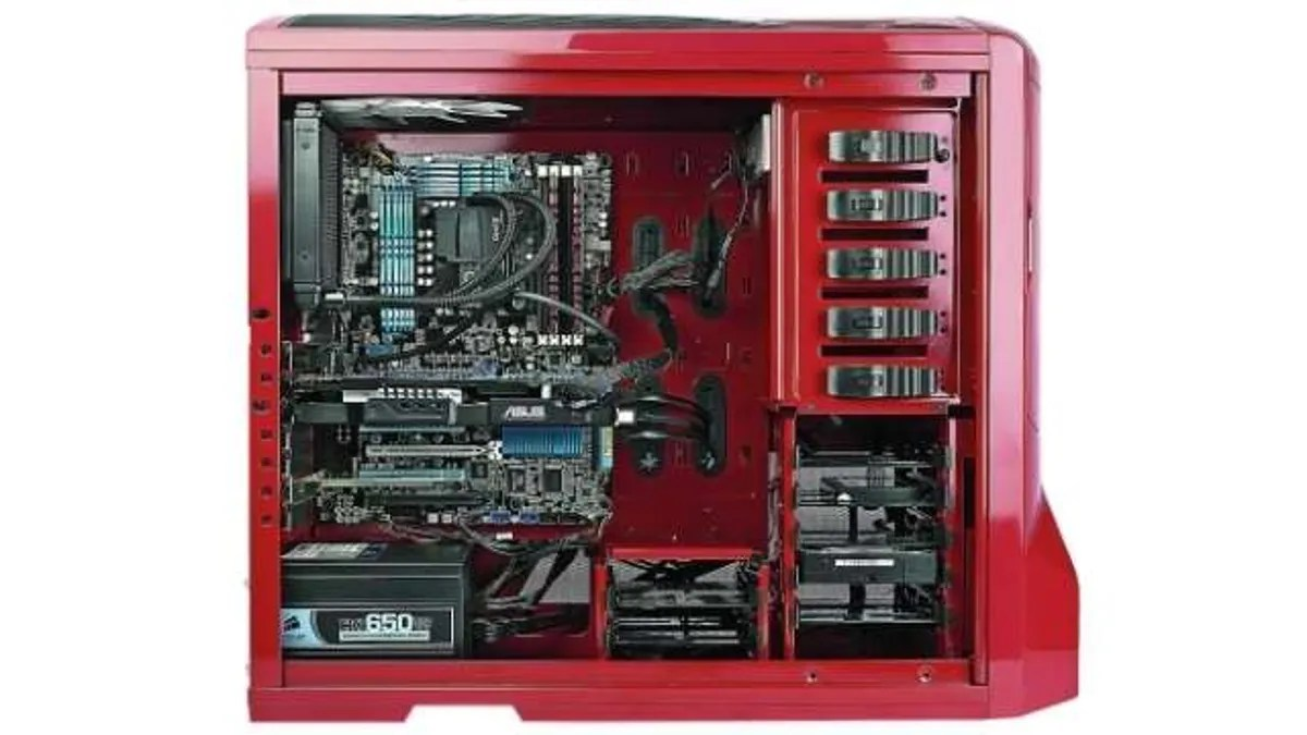 is building a pc
