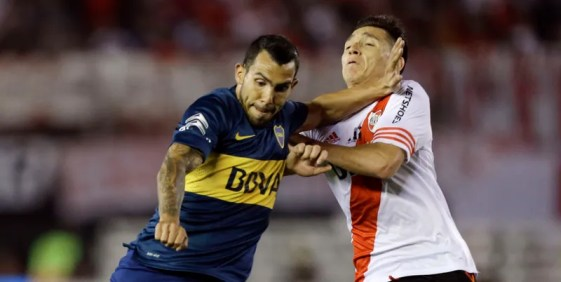 Boca Juniors And River Plate Combine For Five Red Cards, Nine Yellows, And One Brawl In A Friendly