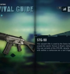 the weapons in far cry 3 are great but the weapon descriptions are even better [ 1200 x 675 Pixel ]