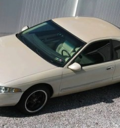 for 25 000 would you like to wake up next to this 1998 lincoln mark viii [ 1200 x 675 Pixel ]