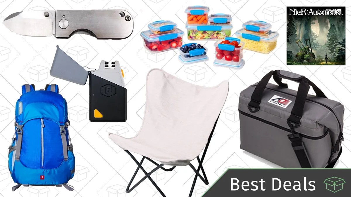behind the chair promo codes vanity stool friday s best deals ao coolers outdoor furniture plasma lighter and more