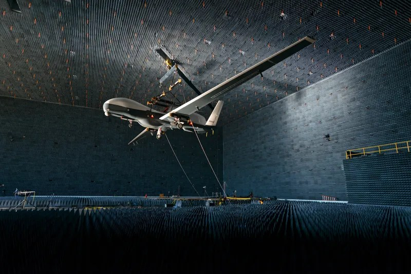 The Navys MQ4C Triton Enters The SciFi Realm Of The