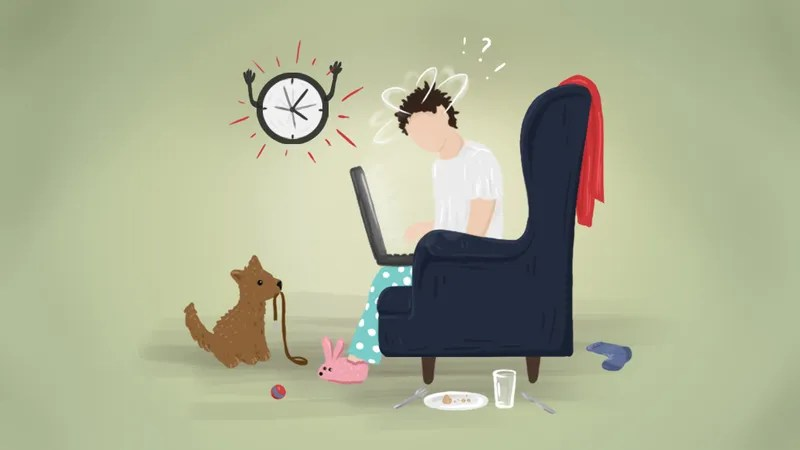 Image result for work from home challenges