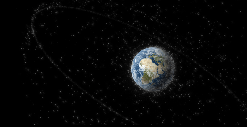 A Trash-Munching Robot Could Turn Space Junk Into Propulsion