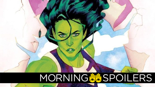 q26zj9qajr5wc3ilmygj Updates From She-Hulk, Peacemaker, and More | Gizmodo