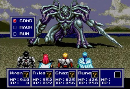 Image result for Phantasy Star IV