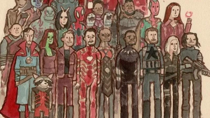 this avengers infinity war
