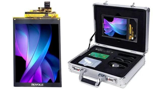 a85d813e4c55bce43394665d0b57c883 Now You Can Make Your Own Foldable Phone With This DIY Kit   Gizmodo