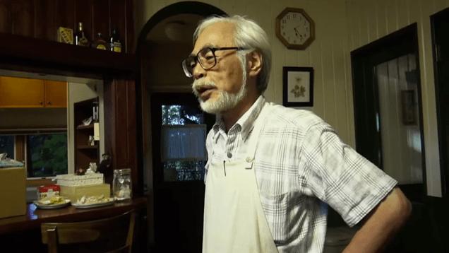 "Hayao Miyazaki Calls Charlie Hebdo Cartoons a ""Mistake"""