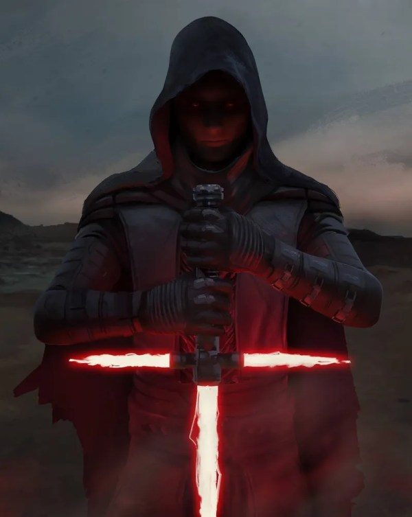 New Star Wars Sith Lord
