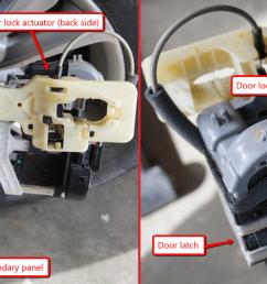 car lock part diagram [ 1200 x 675 Pixel ]