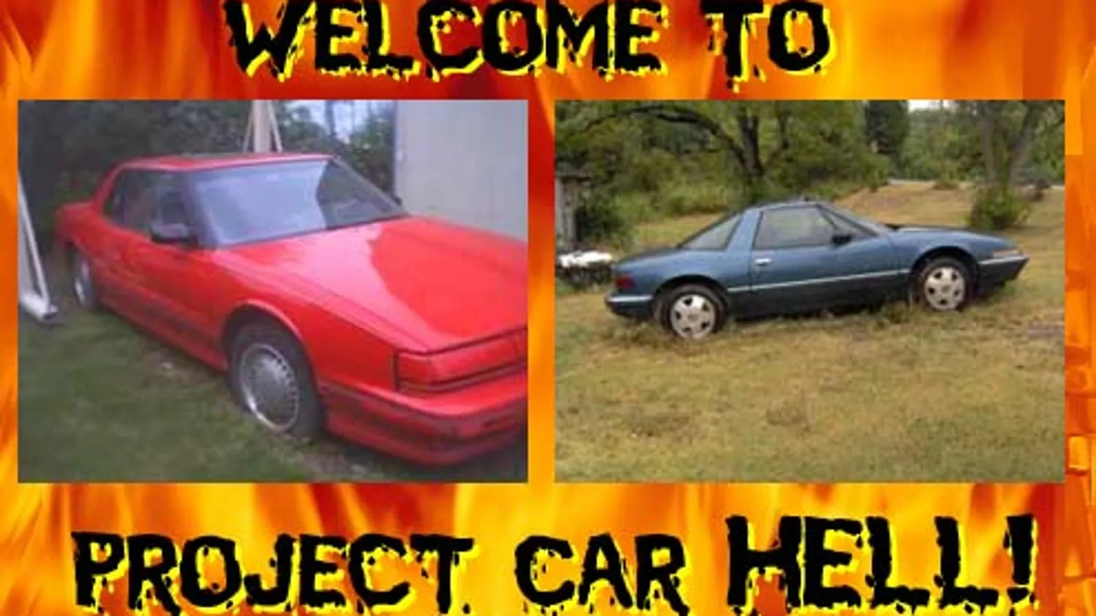 hight resolution of project car hell mad scientists of gm edition buick reatta or oldsmobile trofeo