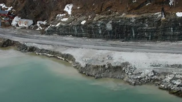 A Strange Underwater Landslide Causes Serious Damage In Norway