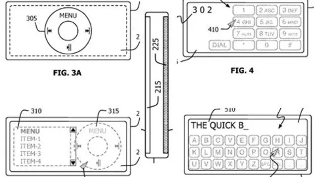 Next Gen iPod Patent Has