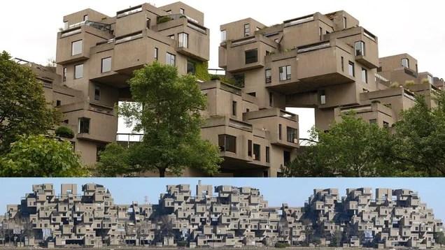 15 edificios brutalistas que parecen sacados del futuro