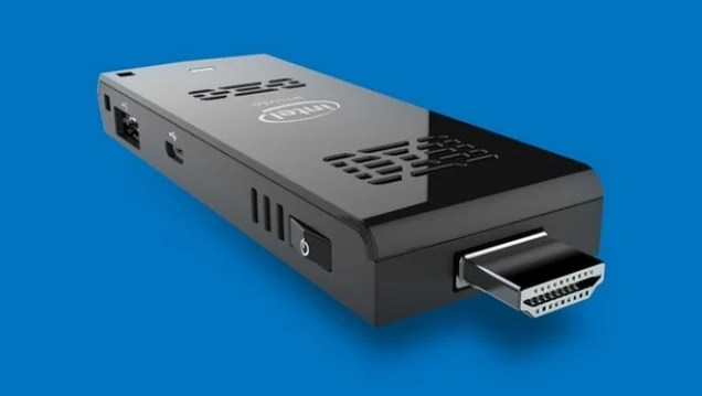 Intel's $150 HDMI Stick Turns Any TV Into a Windows Desktop