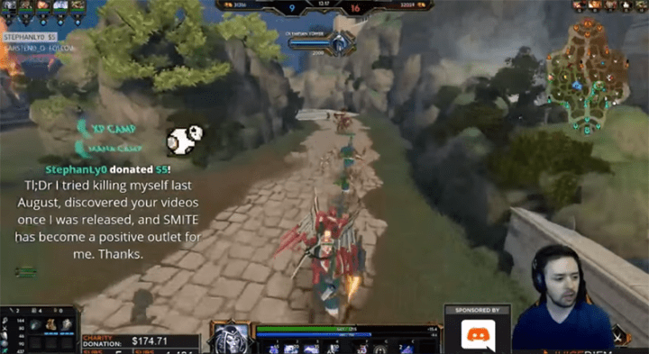 Smite Caster Resigns Following Insensitive Suicide Comments