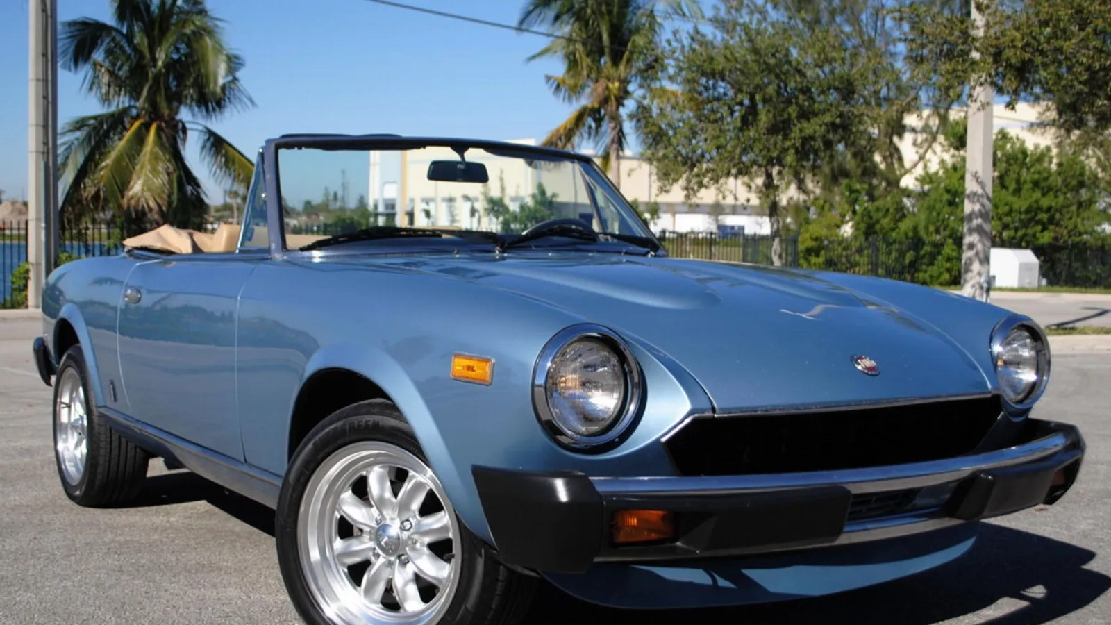hight resolution of for 9 990 could this 1981 fiat 124 sport spider make you forget the new miata based one