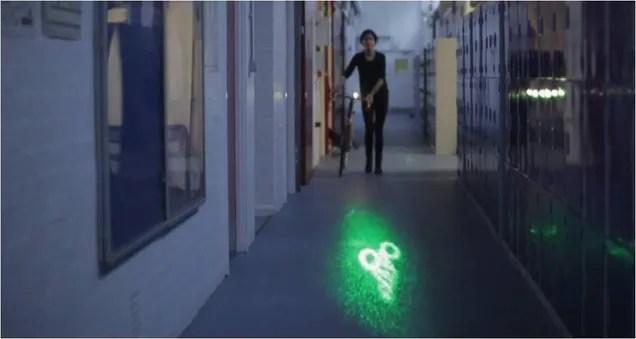 Laserlight, el láser para tu bici que te puede salvar la vida