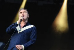 Morrissey launches pre-orders for brand spanking new album, teases U.S. tour dates