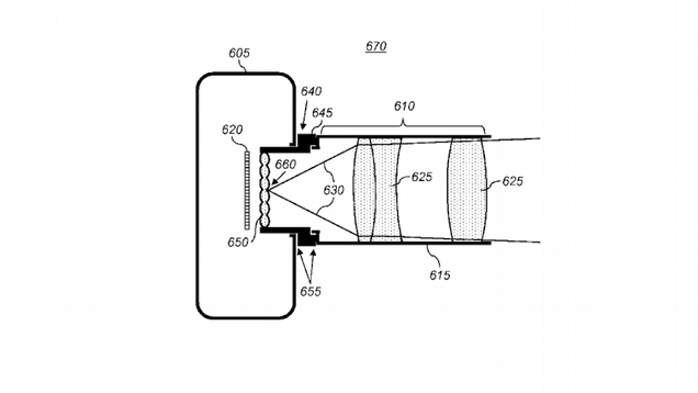 Apple Patents Lytro-Style Camera Technology for