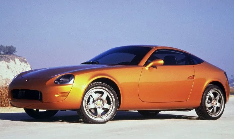 The 1999 Nissan Z Concept Was A Fascinating First Draft