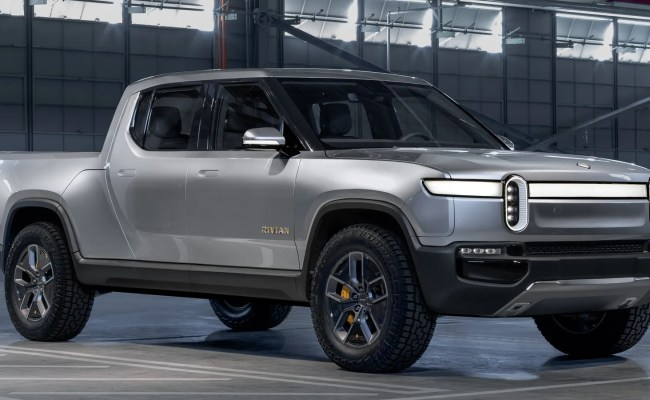 Rivian R1t The Electric Pickup With A Front Trunk That