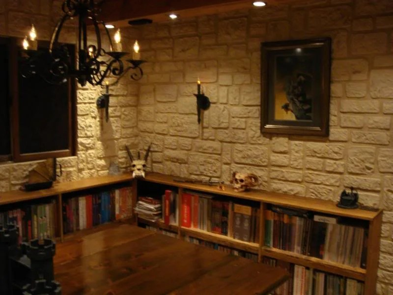 The Worlds Greatest Dungeons  Dragons Room