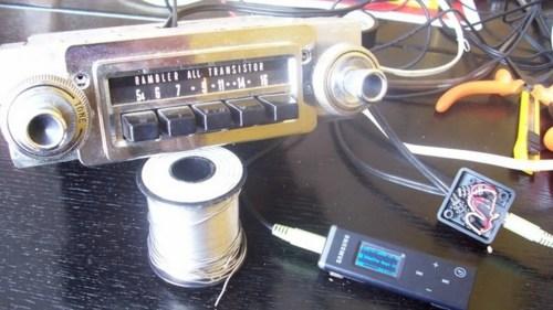 small resolution of philip car radio wiring