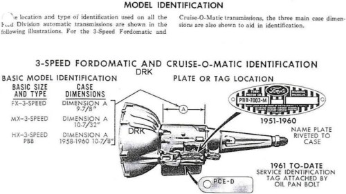 small resolution of automatic ford identification transmission diagram