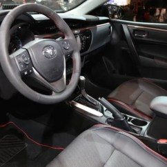Interior All New Camry 2016 Kelebihan Dan Kekurangan Grand Avanza Hey Youths Are You Down With These Color Stitched Seats Or What