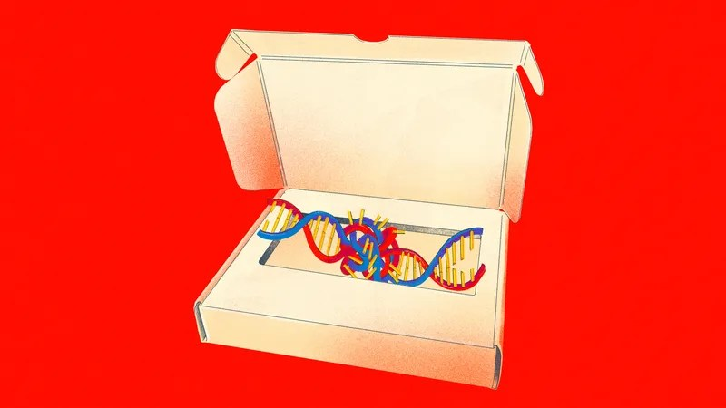 how dna testing botched
