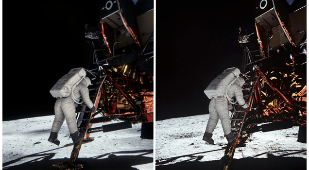 Meticulous Visual Recreation Of Moon Landing Shows It Wasn't A Hoax