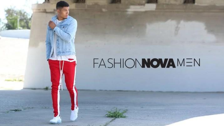 Image result for fashion nova for men