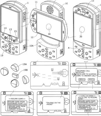 Sony Ericsson Shows Off its PSP Phone Design