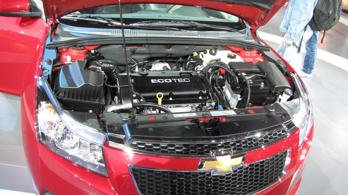 hight resolution of chevrolet cruze engine compartment diagram