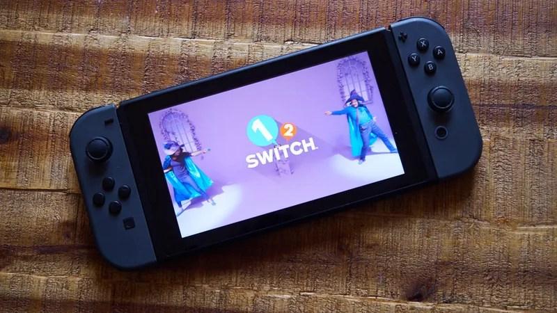 refreshed nintendo switch teardown
